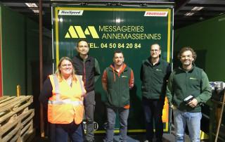 Messageries Annemasiennes rejoint la communauté Teliway
